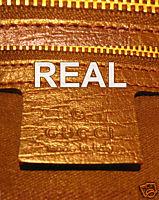 Túi GUCCI - cách phân biệt thật giả