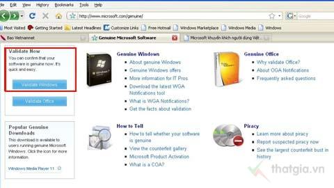 Bản quyền Windows 7 kèm laptop: Thật hay lậu?