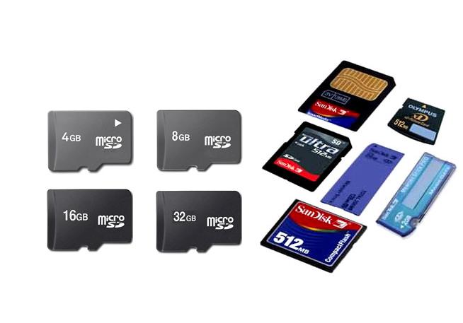 Bí quyết sử dụng thẻ nhớ – Cách Phân biệt thẻ nhớ thật giả