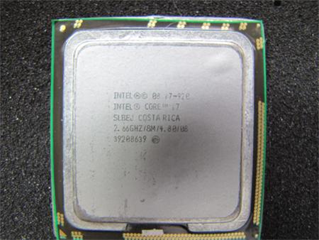 Chip Intel Core i7 giả xuất hiện trên thị trường