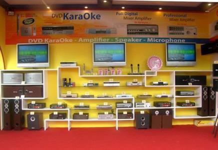 Chọn mua đầu karaoke