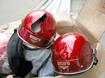Hướng dẫn phân biệt mũ bảo hiểm amoro thật và giả