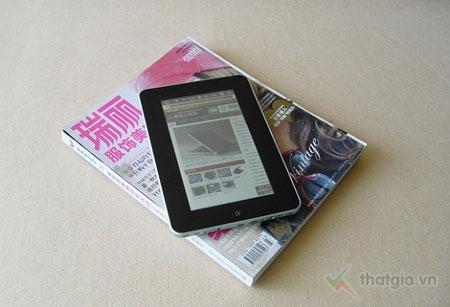 Apple 'giật mình' trước iPad của Trung Quốc