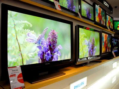 Những điều cần biết khi mua tivi LCD