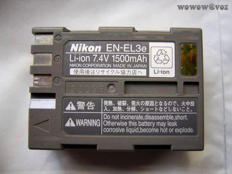 Pin máy ảnh số Nikon