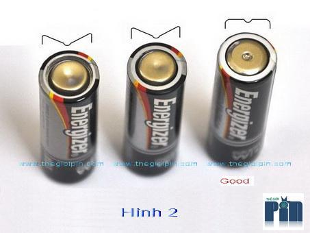 Phân biệt Pin Energizer thật và hàng nhái !