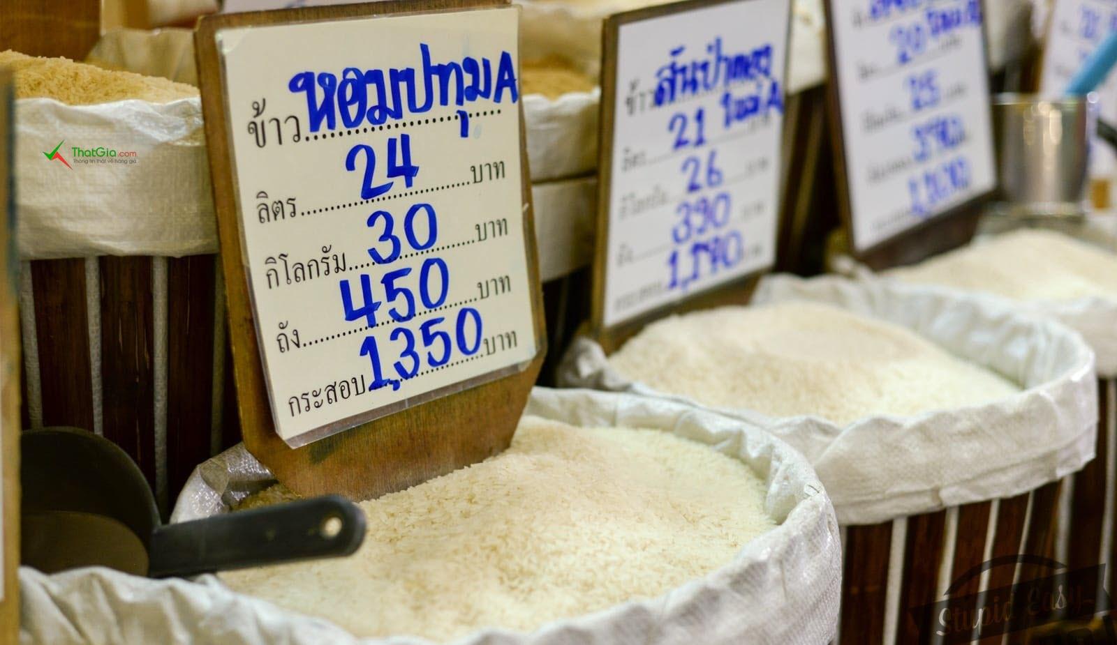 gao thai lan