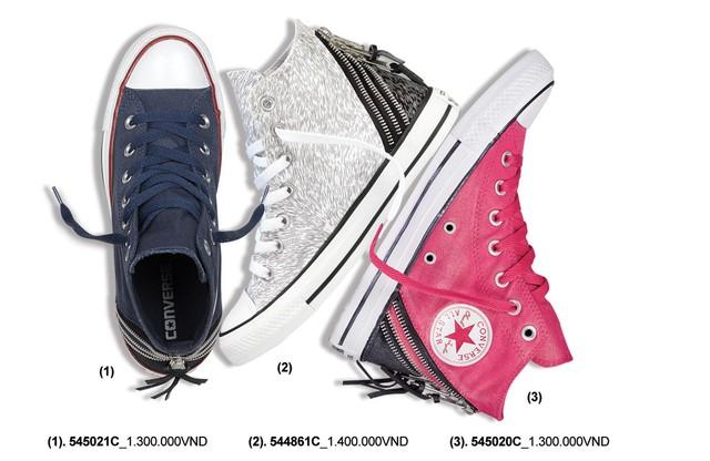 Phân biệt giày Converse chính hãng và giả