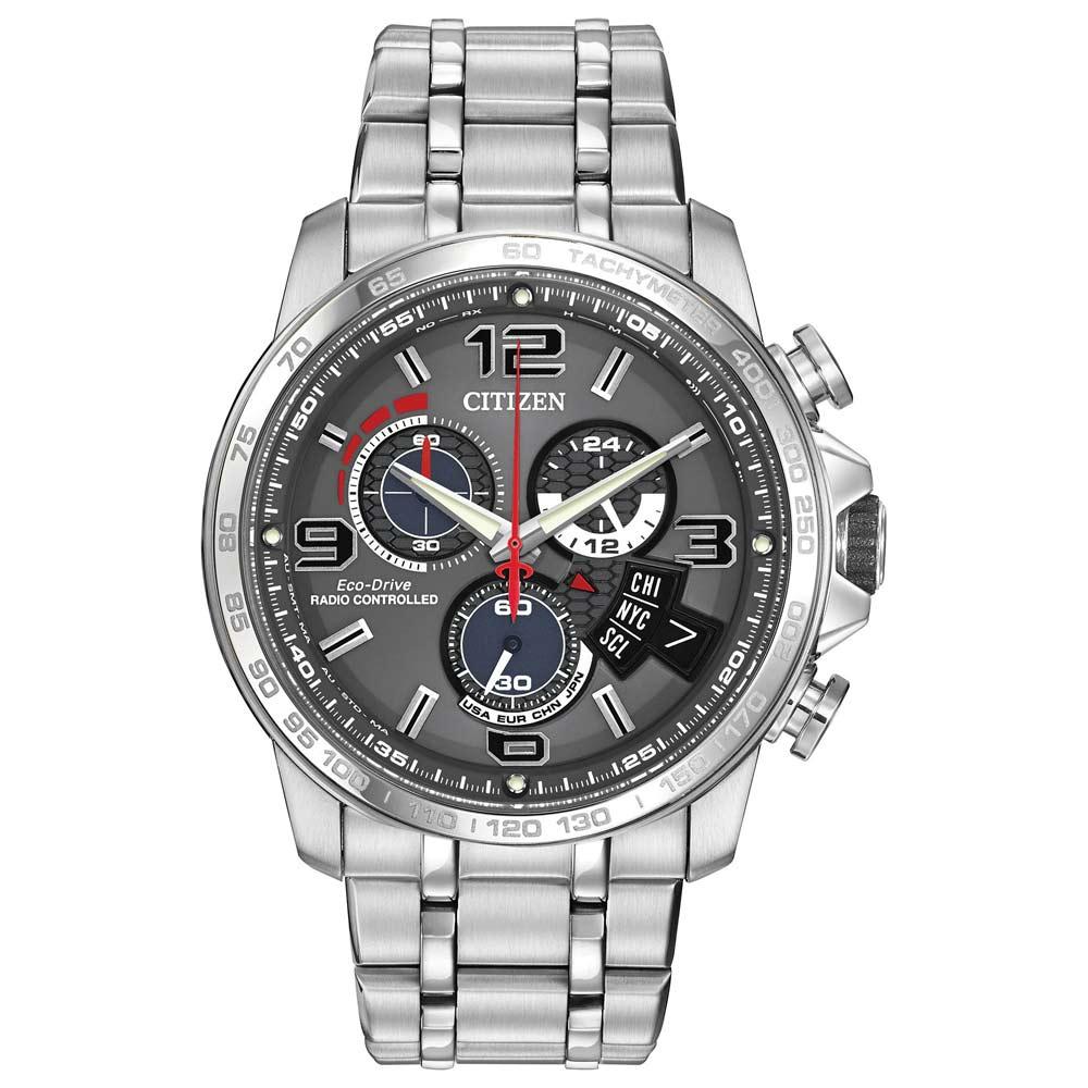 Đồng hồ Citizen Eco-Drive Chrono BY0100-51H