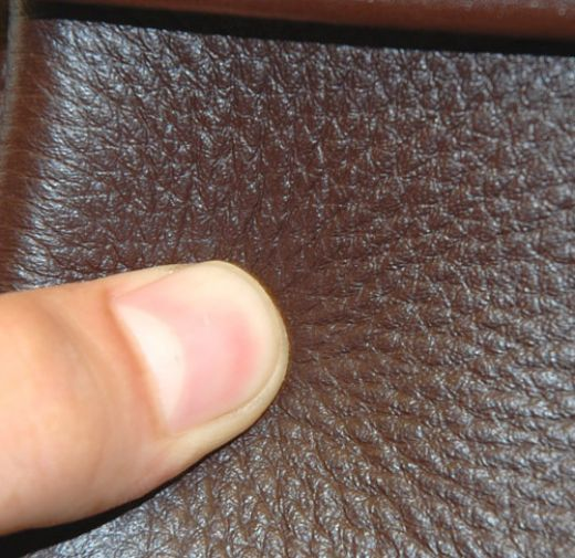 Kiểm tra độ đàn hồi của da thật