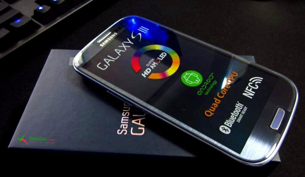 Nhận biết Samsung Galaxy S3 Chính hãng và hàng Nhái