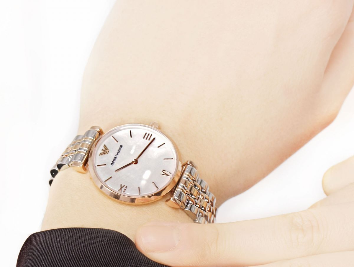 Đồng hồ nữ Armani AR1683 nhẹ nhàng thanh thoát