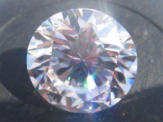 Giúp quý ông quý bà phân biệt được kim cương Thật Giả