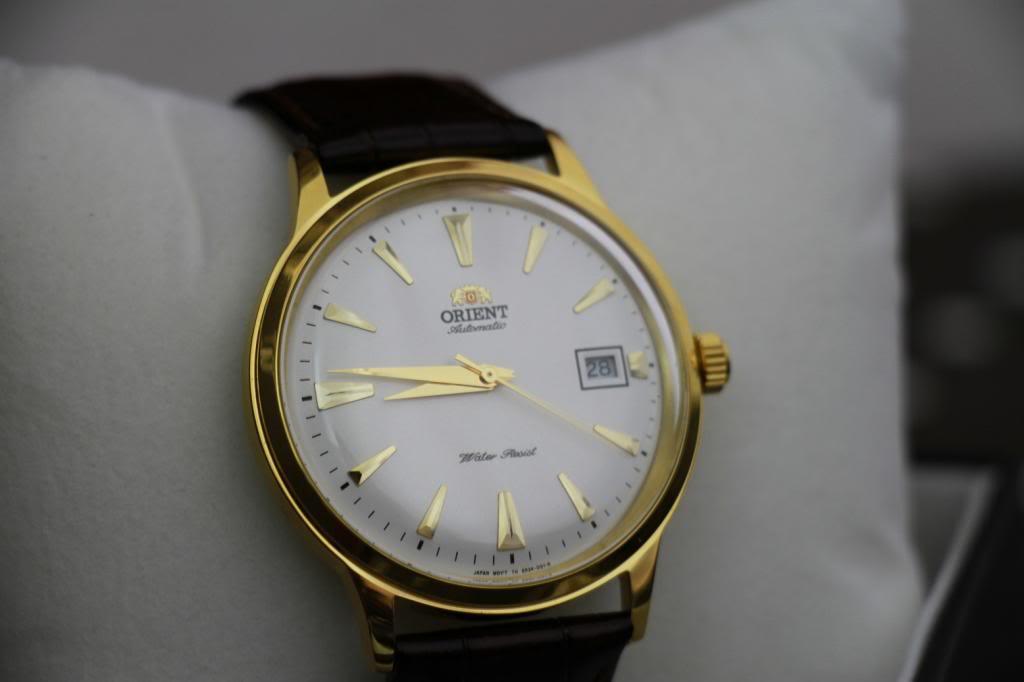 Nhận biết đồng hồ Orient chính hãng và hàng fake