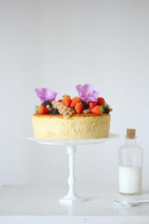 Bạn đã biết cách phân biệt các loại bánh bông lan chưa? 5