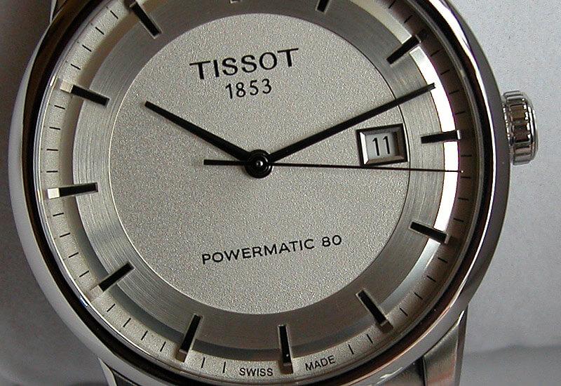 Đồng hồ Thụy Sỹ Tissot Luxury với bộ máy Powermatic 80