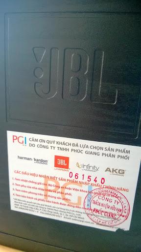 Phân biệt Loa JBL, Cục đẩy Crown chính hãng