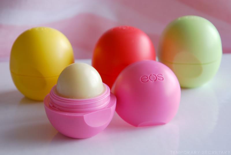 Phân biệt son dưỡng EOS Lip Balm Thật Giả