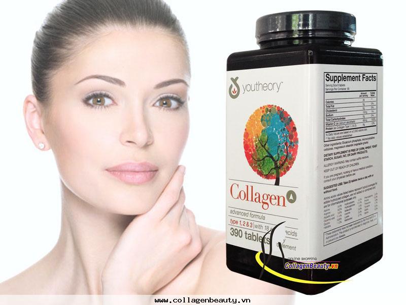 Thị trường Collagen thật giả lẫn lộn