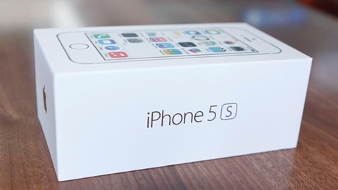 Vỏ hộp Iphone 5s