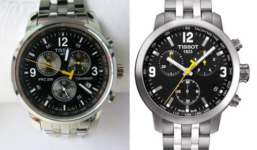 Phân biệt đồng hồ giả và đồng hồ thật