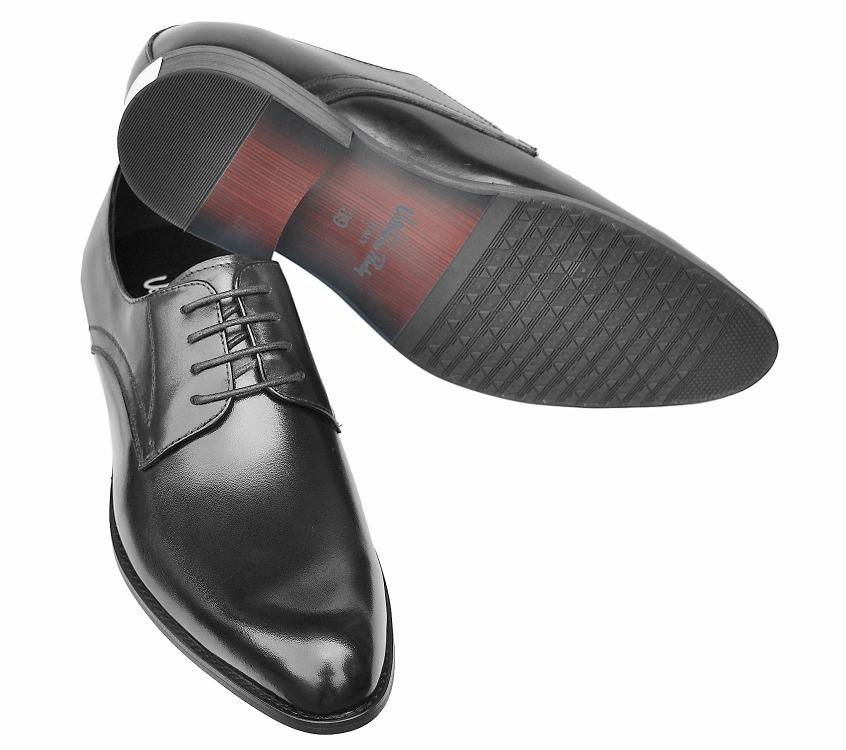 Cách nhận biết Giày da nam Thật và Giả