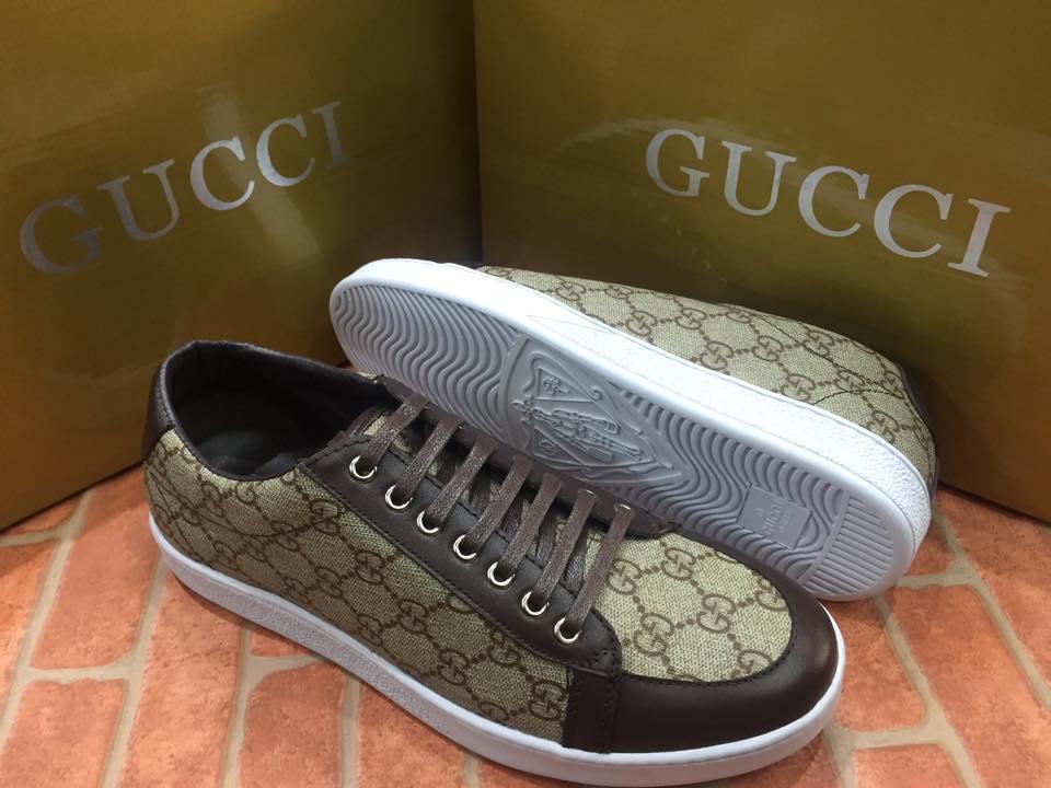 Cách phân biệt Giày hiệu Gucci Thật Giả