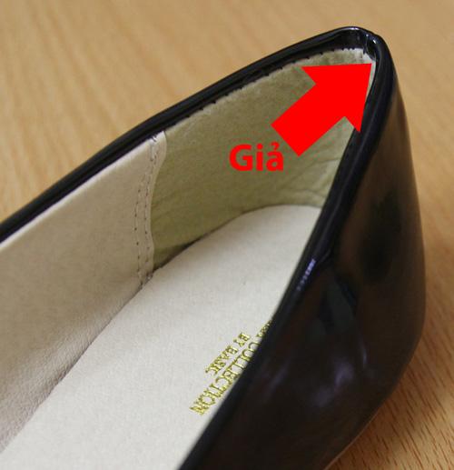 Cách phân biệt Giày Zara Thật và hàng Fake.
