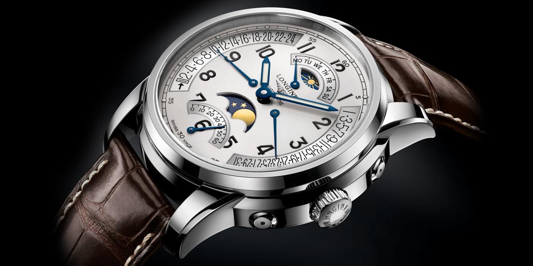 Đồng hồ chính hãng có mặt kính hoàn hảo