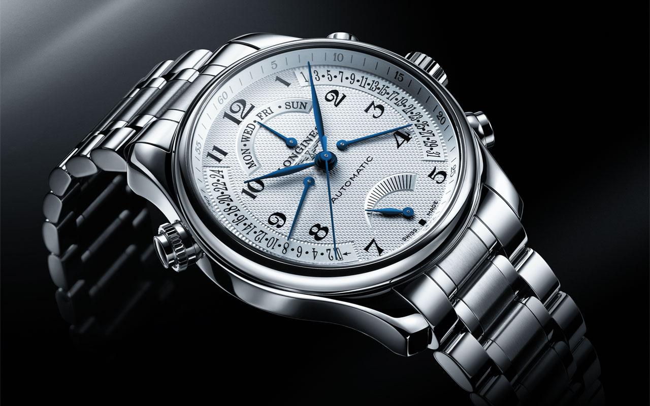 Mặt số đồng hồ chính hãng phẳng, nét in sắc sảo