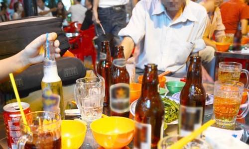 Bia giả ngập tràn trên thị trường