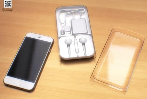 Phụ kiện iPhone 6 đi kèm