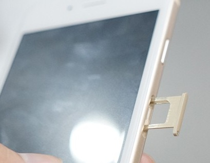 Công nghệ Nano làm sim iPhone 6 thật và giả