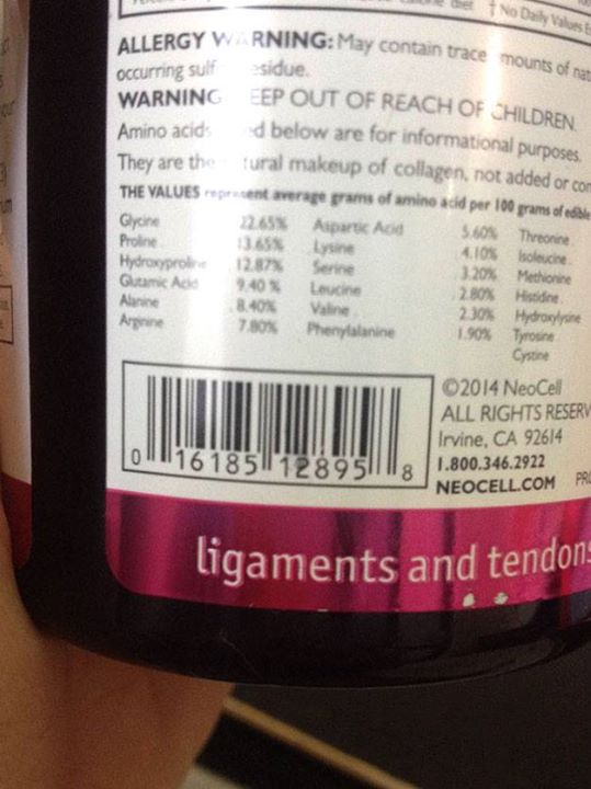 Nhận biết NeoCell Collagen +C Thật và Giả