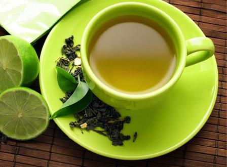 Phân biệt bột trà xanh nguyên chất và Giả.