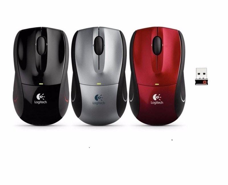 Phân biệt chuột wireless Logitech Chính Hãng và Fake