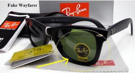 Mắt kính RayBan thật có chất lượng tốt
