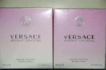 Nước hoa Versace Bright Crystal Thật và Nhái