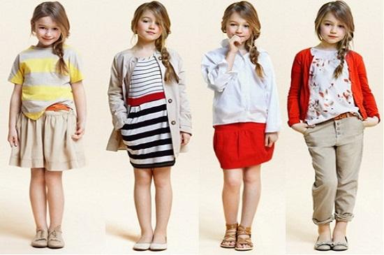 Nên lựa chọn cho bé những chiếc quần áo hàng hiệu để đảm bảo sức khỏe cho bé