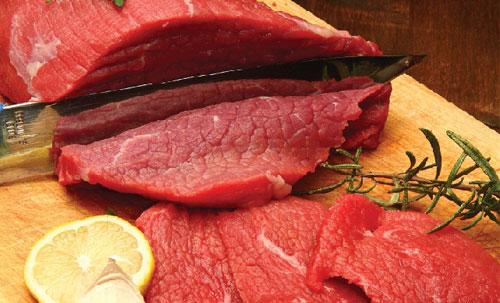 Thịt bò Giả tràn lan và trở thành một nghề khá mới mẻ