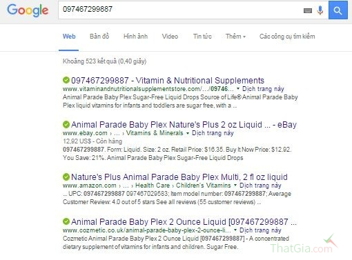 3 Cách kiểm tra Baby Plex thật và giả