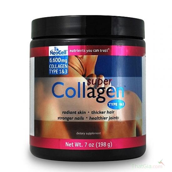 3 Cách kiểm tra collagen Neocell bột Chính hãng