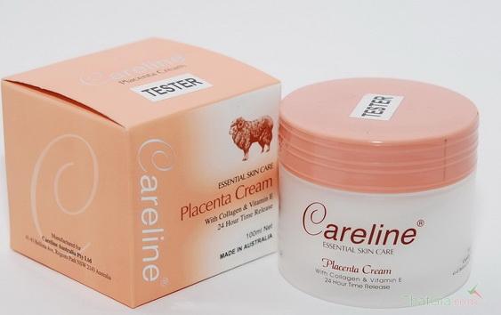 Kem cừu careline placenta cream