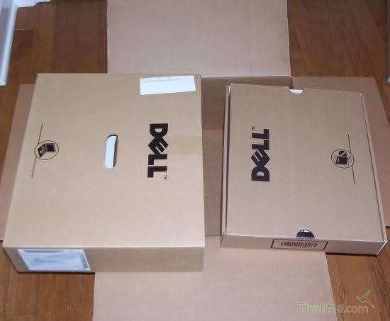 Laptop Dell chính hãng còn có nguyên hộp tem chính hãng
