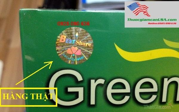 phan biet ca phe giam can green coffee that va gia