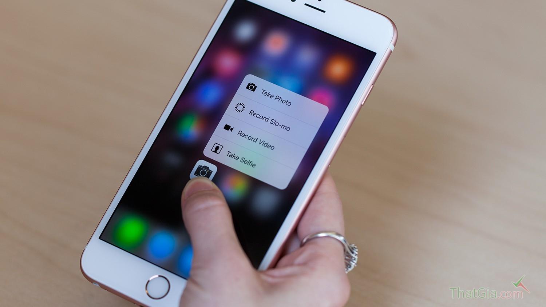 Cách nhận biết iPhone 6s plus hàng Dựng và hàng Chuẩn