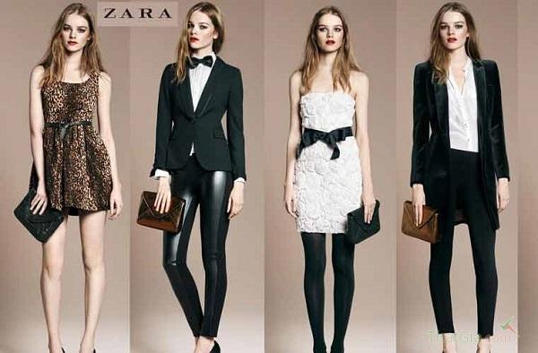 Phân biệt áo Zara thật và giả