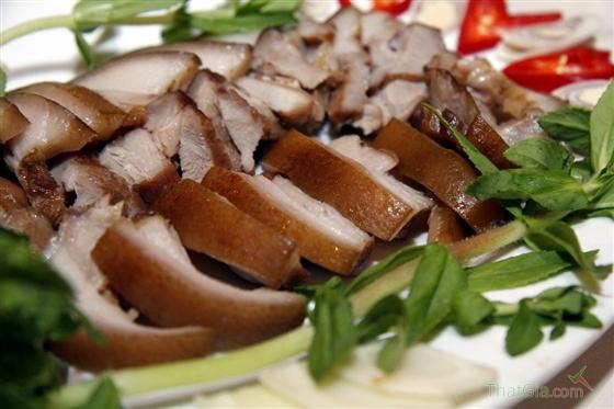 Cách chọn thịt lợn rừng