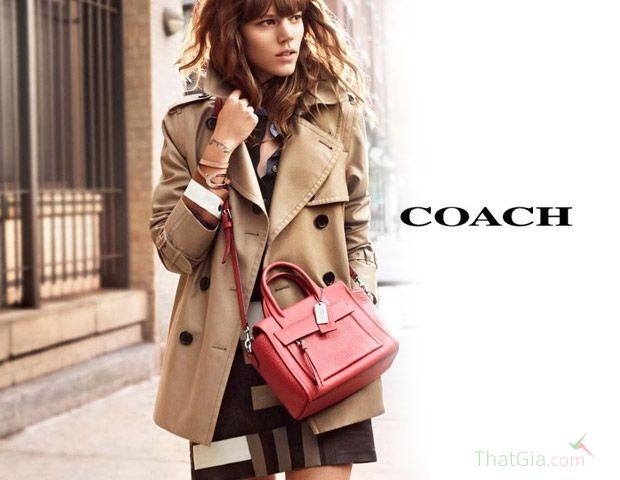 Phân biệt túi xách coach thật và hàng fake
