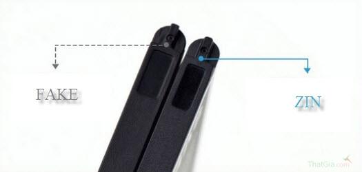 phân biệt pin Samsung Galaxy S4 chính hãng